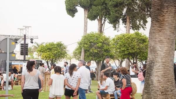 Terral Market festival de diseño de málaga en torremolinos ocio evento gente