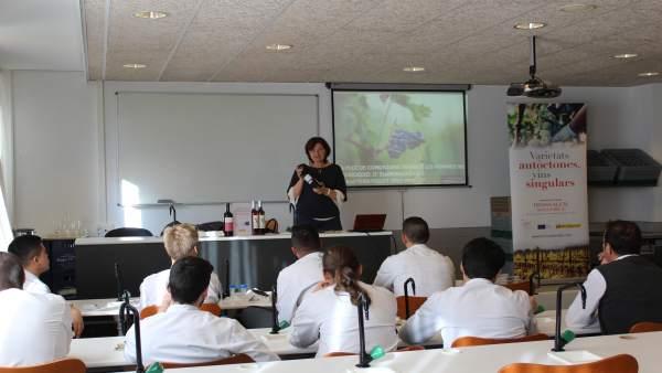 Jornadas para futuros profesionales de la gastronomía