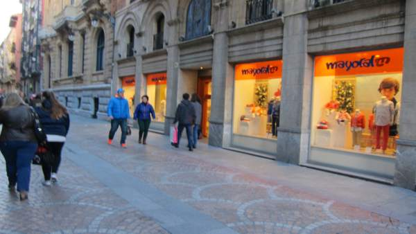 Comercios Casco Viejo de Bilbao