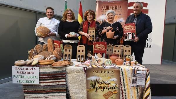 Presentación de la feria 'Hecho en la Alpujarra'