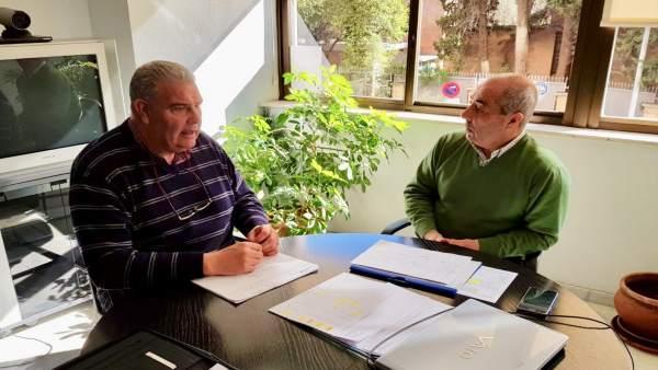 Lo Pillamos Desde Sevilla Fwd: Upa Andalucía: 'Upa Andalucía Solicita A La Junta