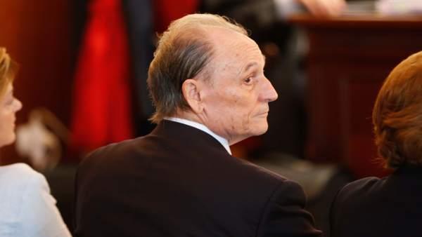 Lopera, este martes en el juicio sobre la gestión del Betis