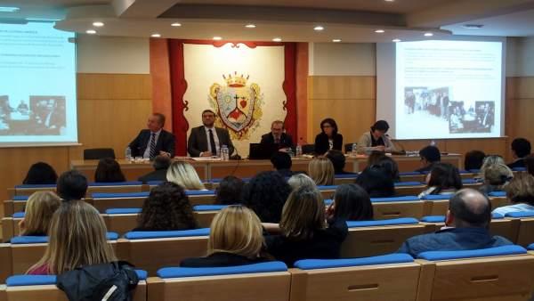 Junta general Colegio de Abogados de Málaga. Marzo de 2018