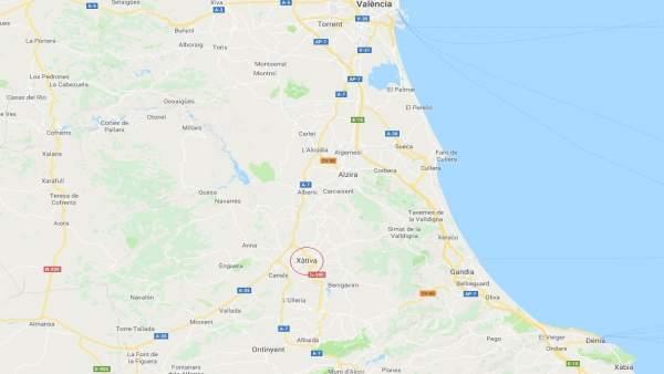 Mor un treballador després de cedir la coberta d'un magatzem d'alls tendres a Xàtiva (València)