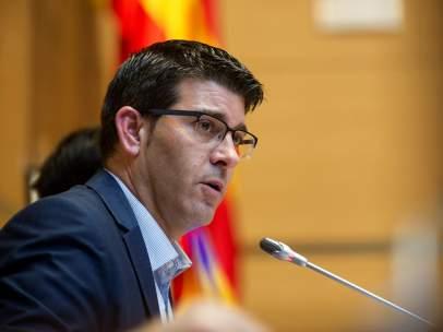 Jorge Rodríguez, presidente de la Diputació de València