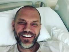 Nacho Vidal hospitalizado.