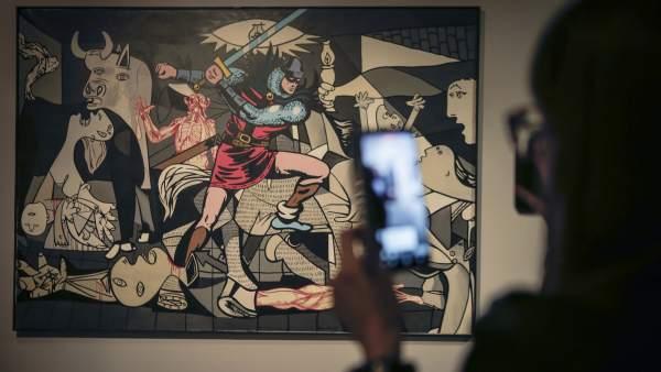 Gandia acull els tresors artístics dels últims 200 anys de laDiputació