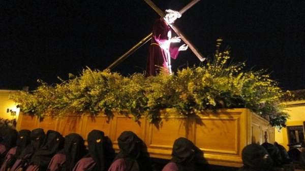 Cristo del Amparo de Cáceres