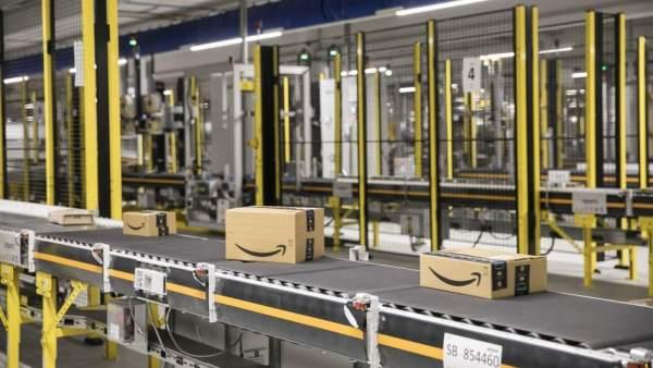 Amazon se alía con una cadena de distribución en Francia para repartir comida
