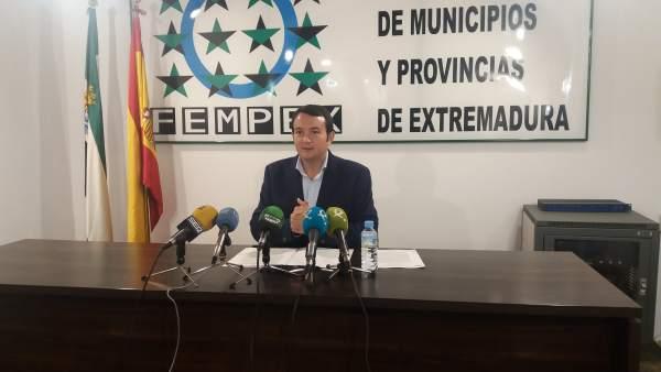 Presidente Fempex, Francisco Buenavista García