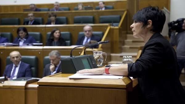 Foto de Archivo de Maddalen Iriarte