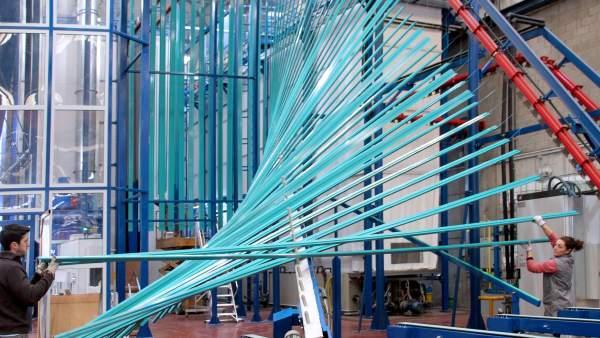Cortizo, fabricante de aluminio y PVC para arquitectura e industria