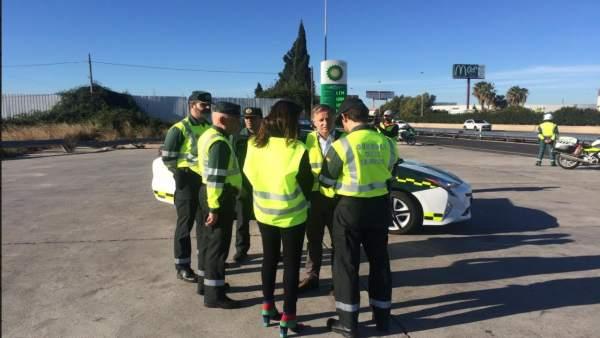 Santa.- Les carreteres valencianes esperen 4,3 milions de desplaçaments en la 2ª fase del dispositiu de Trànsit