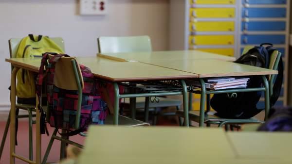 Els col·legis impartiran en anglés entre un 16% i un 25% de l'horari de Primària