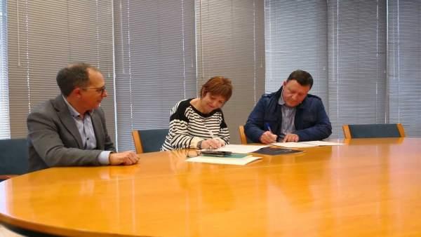 À Punt aposta per la informació meteorològica amb la firma d'un conveni de col·laboració amb Avamet