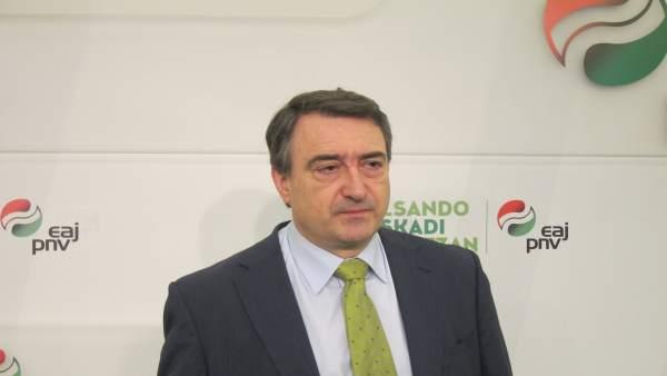 Aitor Esteban Sobre Postura Del PNV En El PGE