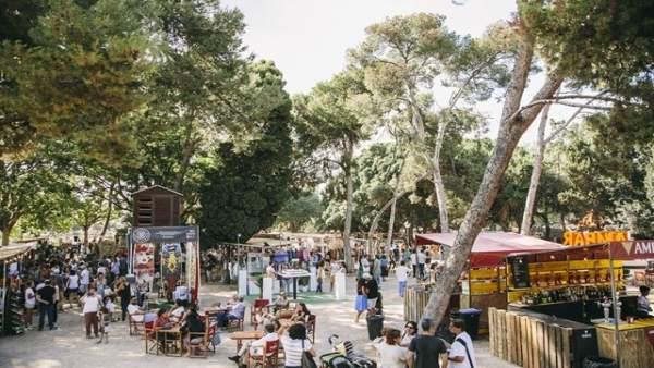 El Palo Market Fest torna a València a la fi de maig amb 50 hores de música en directe i 30 'foodtrucks'