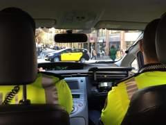 Detenido un hombre por apuñalar a otro en una pelea en Barcelona