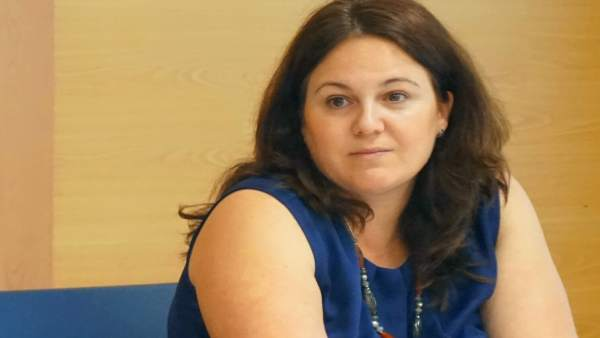 Natacha Rivas (PP). Algarrobo