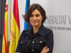 Carmen Montón, consellera de Sandad