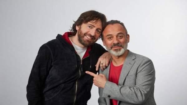 Daniel Sánchez Arévalo y Javier Gutiérrez