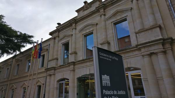 'Palacio Justicia La Rioja'
