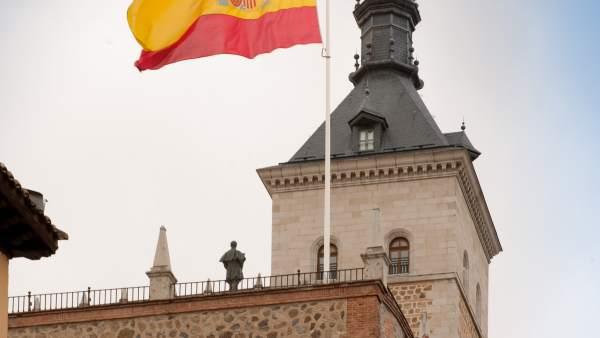 Museo del Ejército, bandera