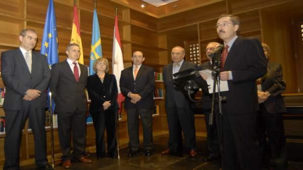 Consejo consultivo del gobierno de Asturias