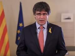 La Fiscalía archiva la investigación del acto de 167 alcaldes con Puigdemont en Bruselas en 2017