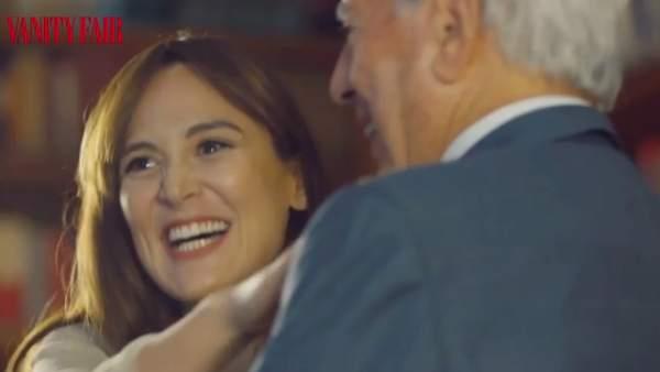 Tamara Falcó entrevista a Vargas Llosa