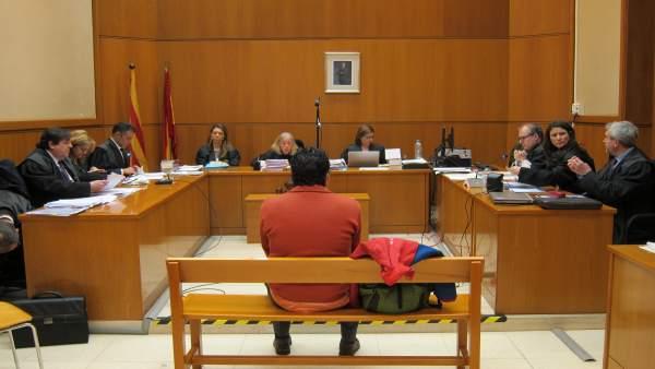 Juicio por violar a una anciana en Barcelona