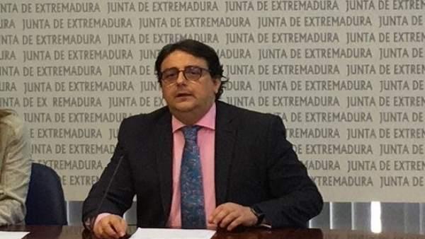 Consejero de Sanidad, José María Vergeles