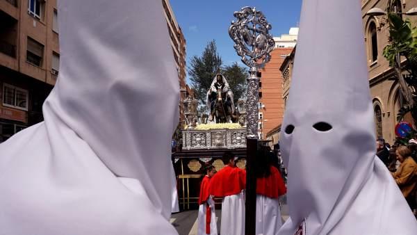Cofradía La Borriquita de Almería