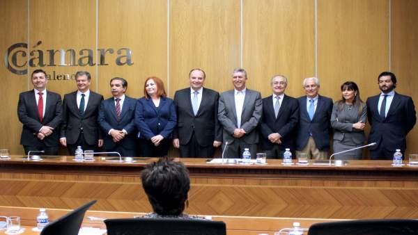 Comité Ejecutivo Cámara Valencia