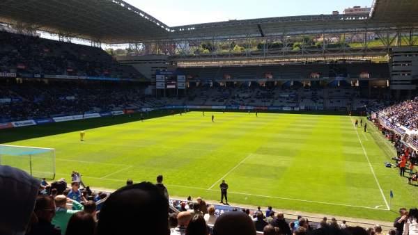 Real Oviedo, Carlos Tartiere, estadio del Real Oviedo
