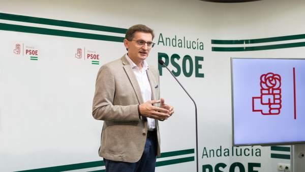 Psoe Almería. Nota Y Foto Visita Ministro Fomento