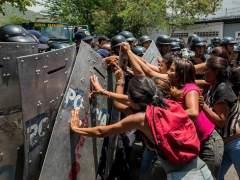 Motín en una cárcel de Venezuela