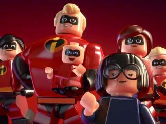 'LEGO Los Increíbles'