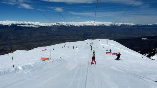 Estación de esquí de Masella