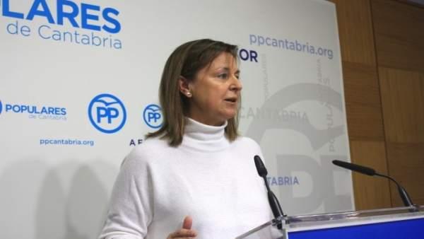 Ana Madrazo, diputada nacional del PP por Cantabria