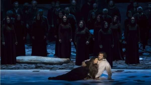 'Il Corsaro' de Les Arts, un Verdi romàntic amb la veu com a millor arma