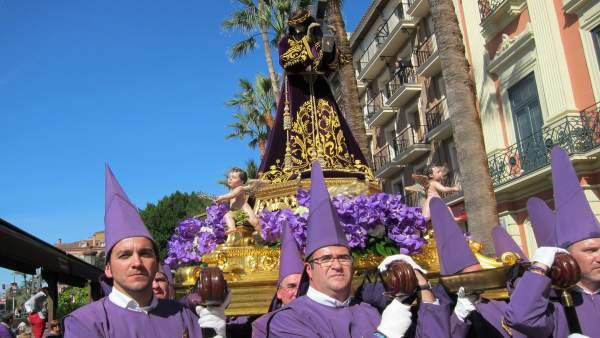 Nuestro Padre Jesús Nazareno, de Francisco Salzillo