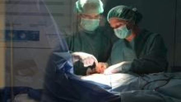 Intervención en el Hospital Josep Trueta de Girona