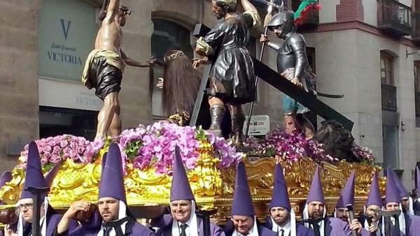 Procesión, Semana Santa, Viernes Santo, Salzillo
