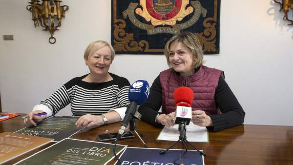 Esther Bolado y Ana Bolado