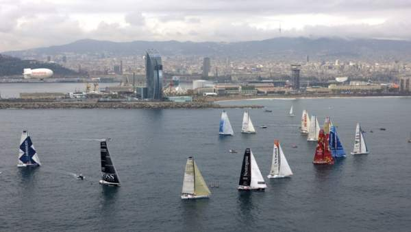 Imagen de la Barcelona World Race