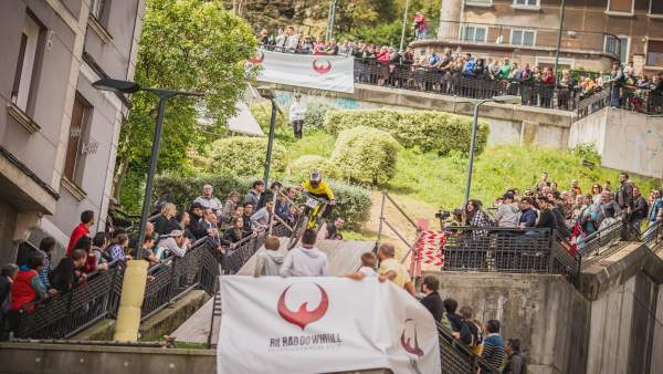 Bilbao Downhill, foto de archivo