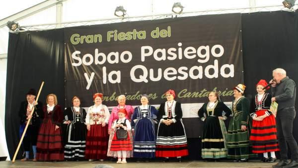 Fiesta Sobao Pasiego