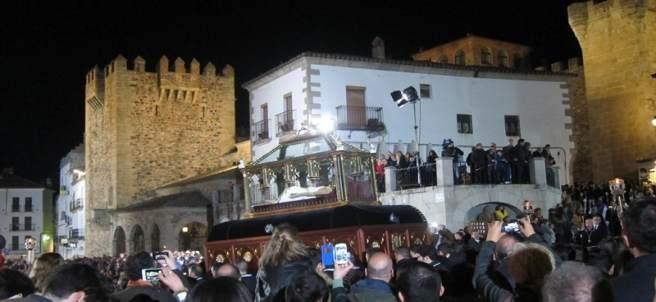 Santo Entierro de Cáceres