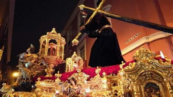 Nuestro Padre Jesús de la Salud de la Hermandad de Los Gitanos